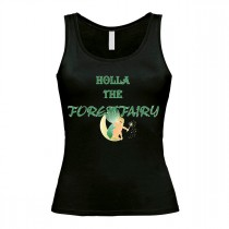 Damen Tank Top Modell: Forestfairy