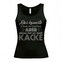 Damen Tank Top Modell: Kannste so machen