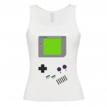 Damen Tank Top Modell: Gameboy